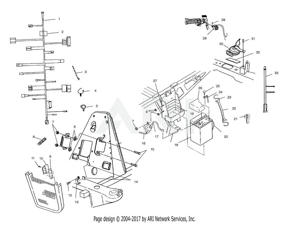 Polaris OEM 8360011-15 TUBING, CONVOLUTED, 3/4