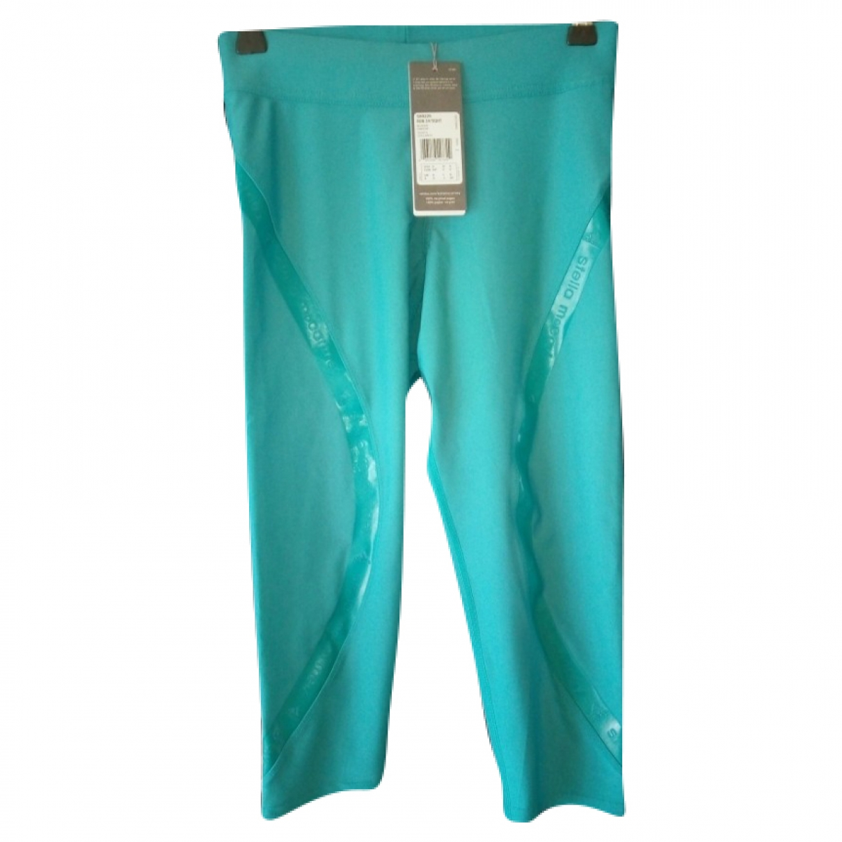 Adidas \N Green Trousers for Women 38 FR
