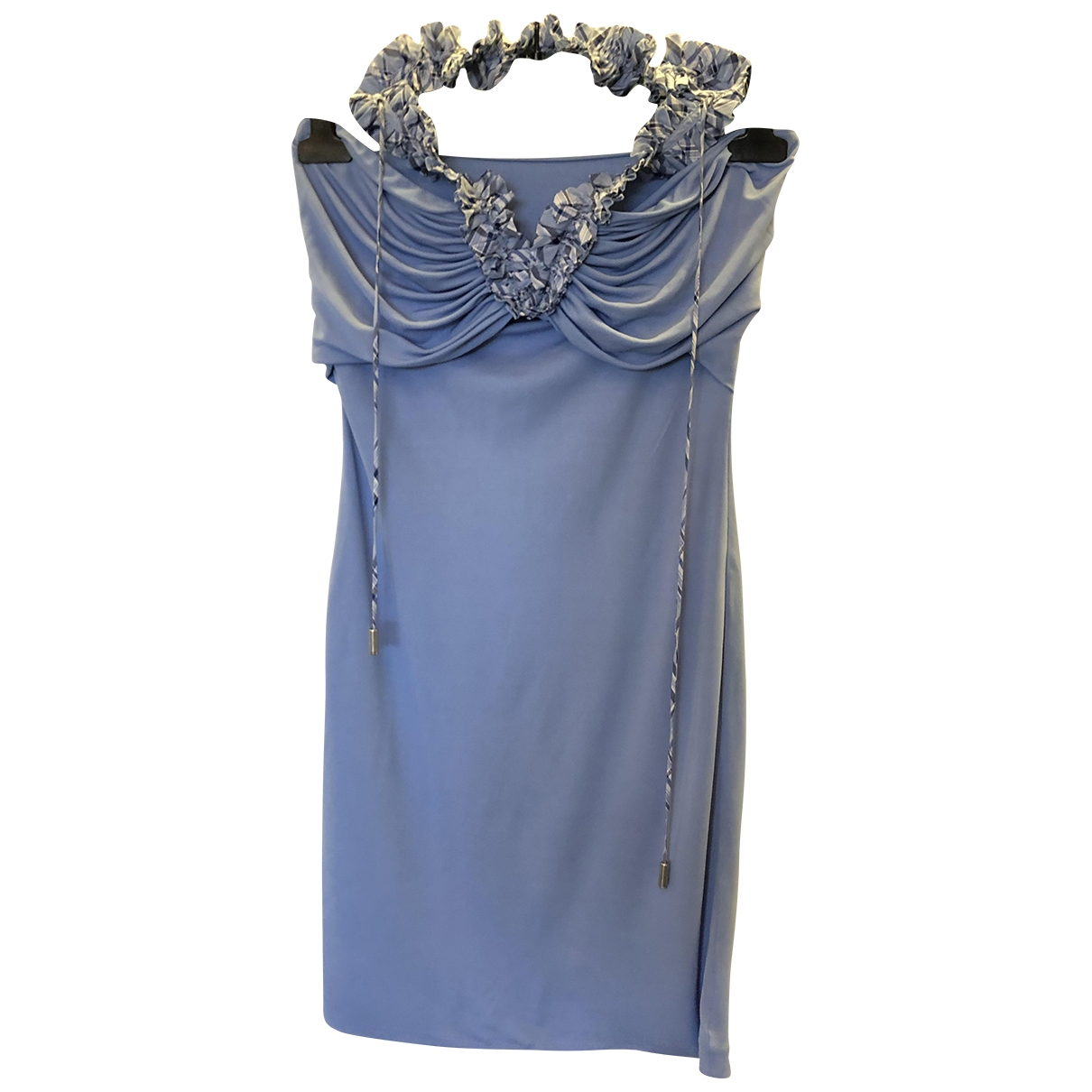 Dsquared2 \N Blue dress for Women M International