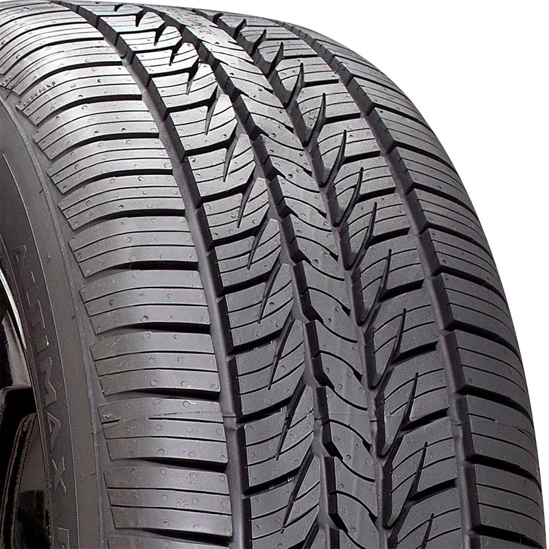 General Tires 15497920000 Altimax RT43 Tire 225/55 R17 97V SL BSW