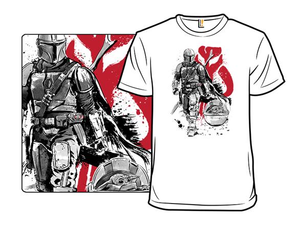 Hunter And Quarry T Shirt