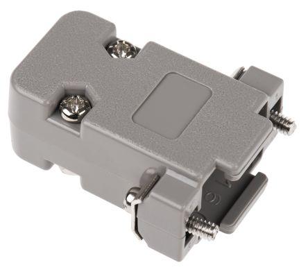 ASSMANN WSW PC D-sub Connector Backshell, 9 Way (5)