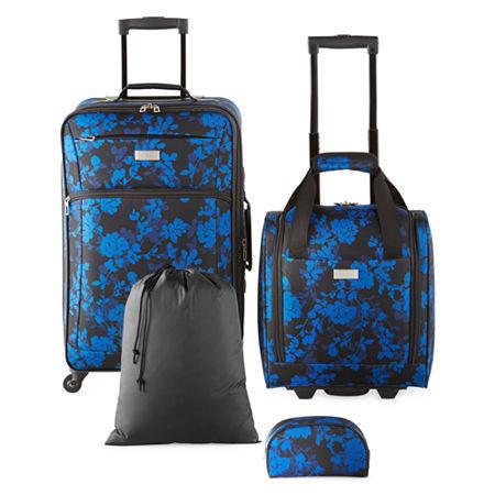Protocol Evolution 4-pc. Luggage Set, One Size , Blue