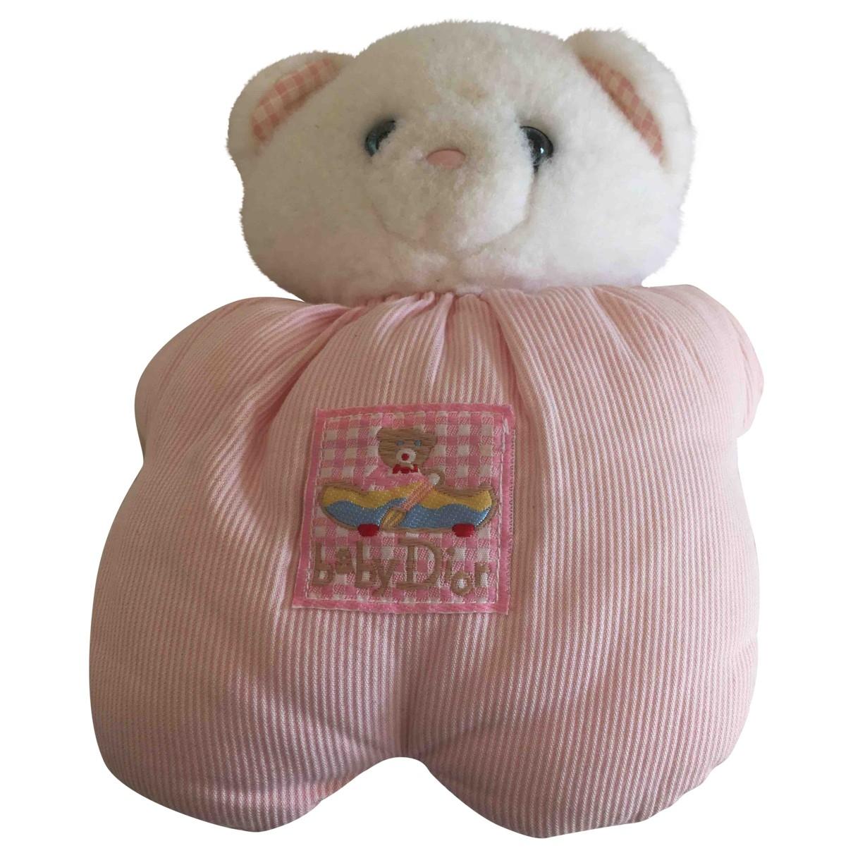 Baby Dior \N Pink Cotton belt.Suspenders for Kids \N