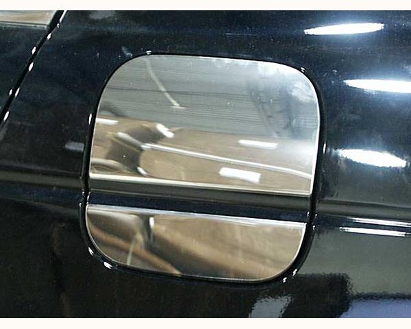 Quality Automotive Accessories 2-Piece Gas Cap Cover Trim Honda Accord 2008