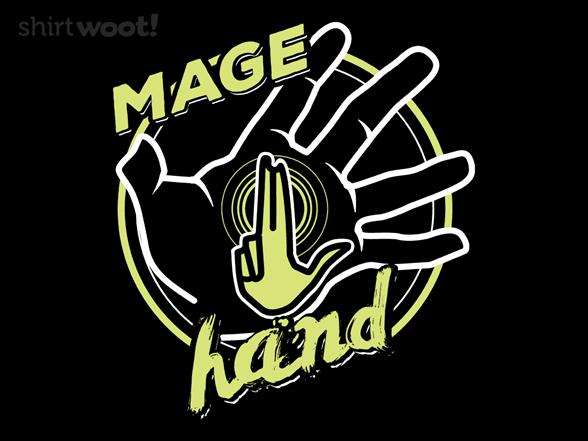 Mage Hand T Shirt
