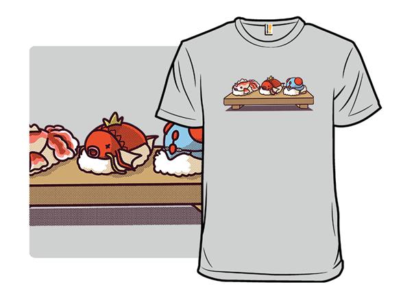 Poke Sushi T Shirt