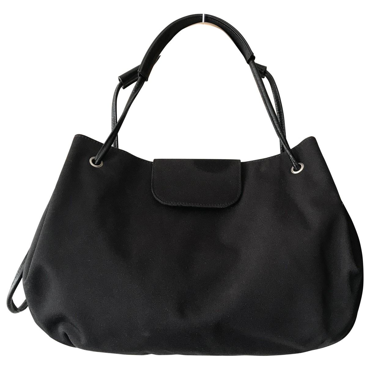 Calvin Klein \N Black Cloth handbag for Women \N