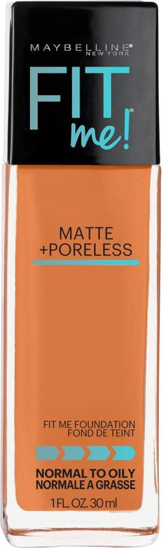 Fit Me Matte + Poreless Liquid Foundation - Coconut 355