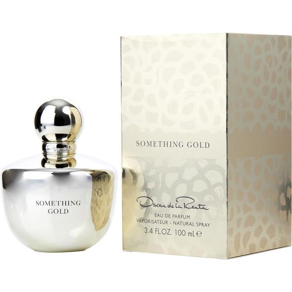 Oscar De La Renta - Something Gold : Eau de Parfum Spray 3.4 Oz / 100 ml