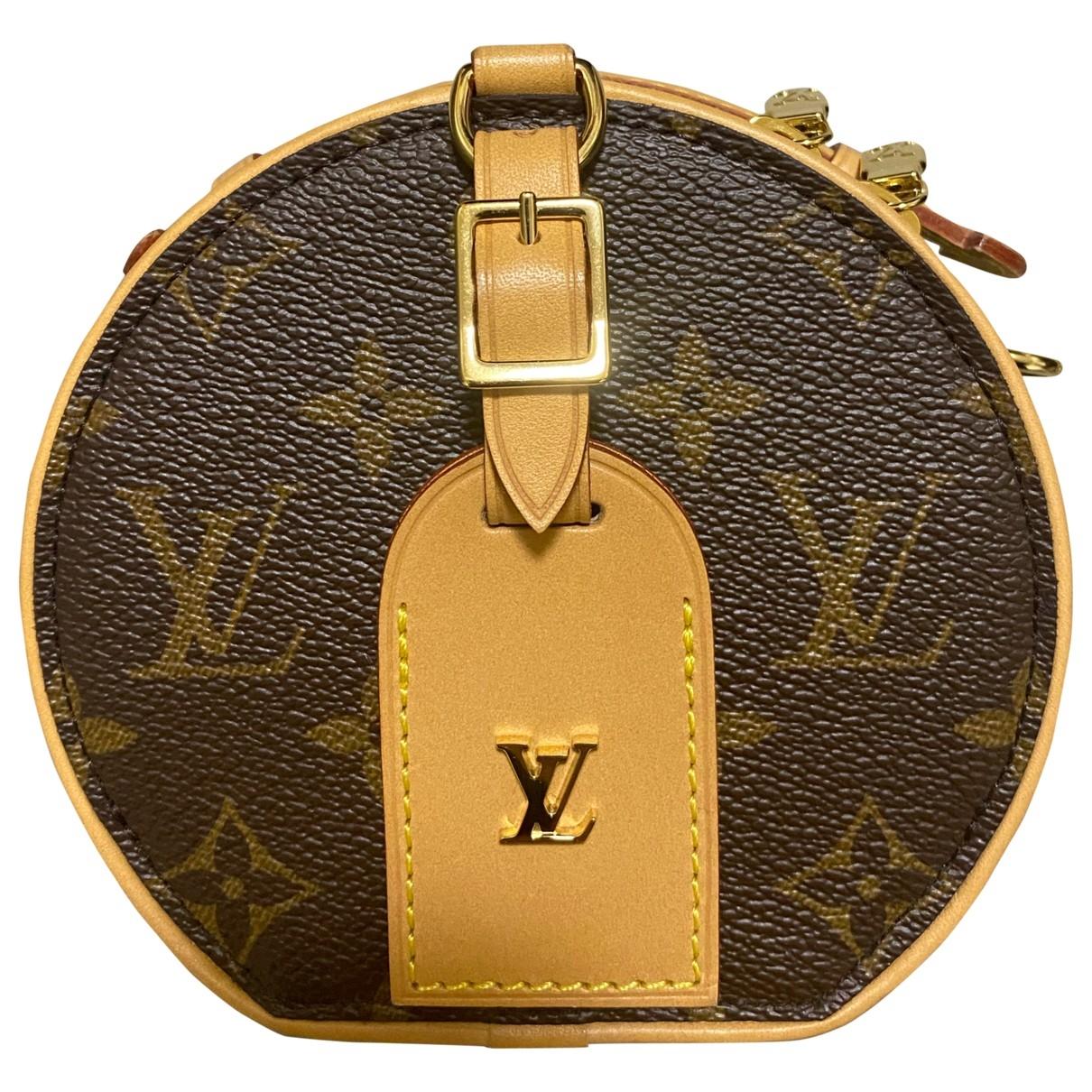 Louis Vuitton Petite Boîte à Chapeau Patent leather Clutch bag for Women \N