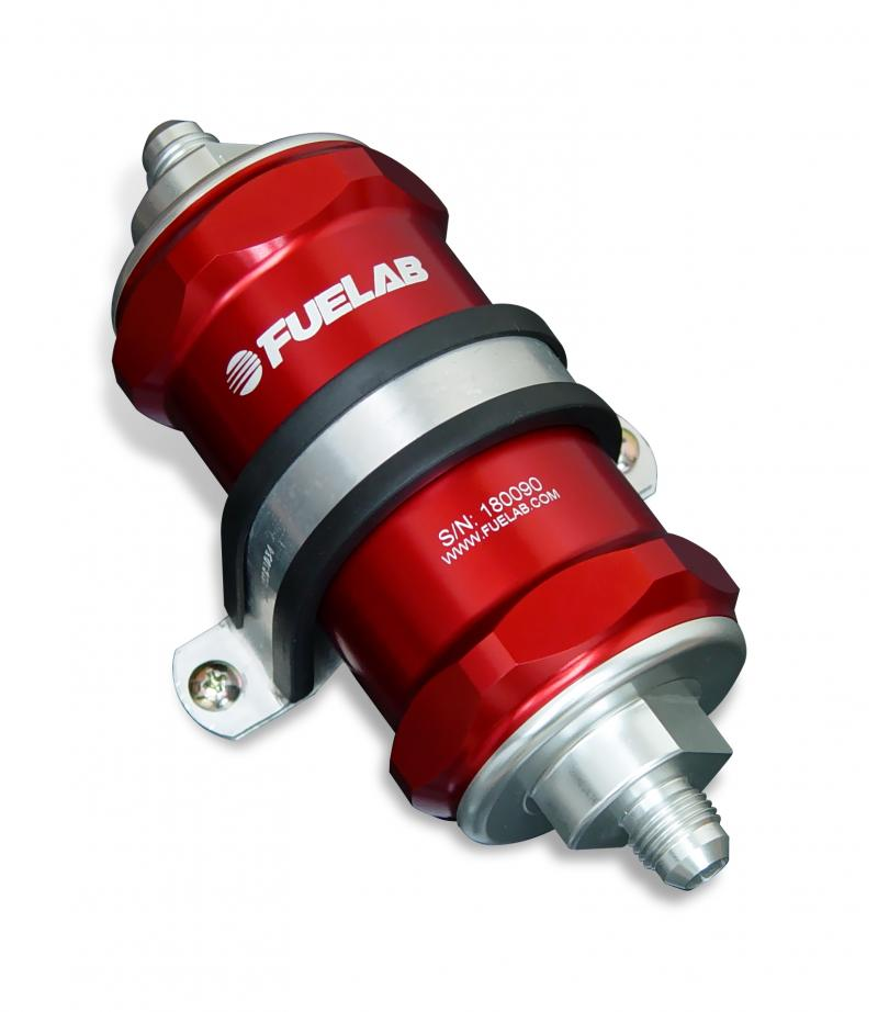 Fuelab 81820-2-12-6 In-Line Fuel Filter