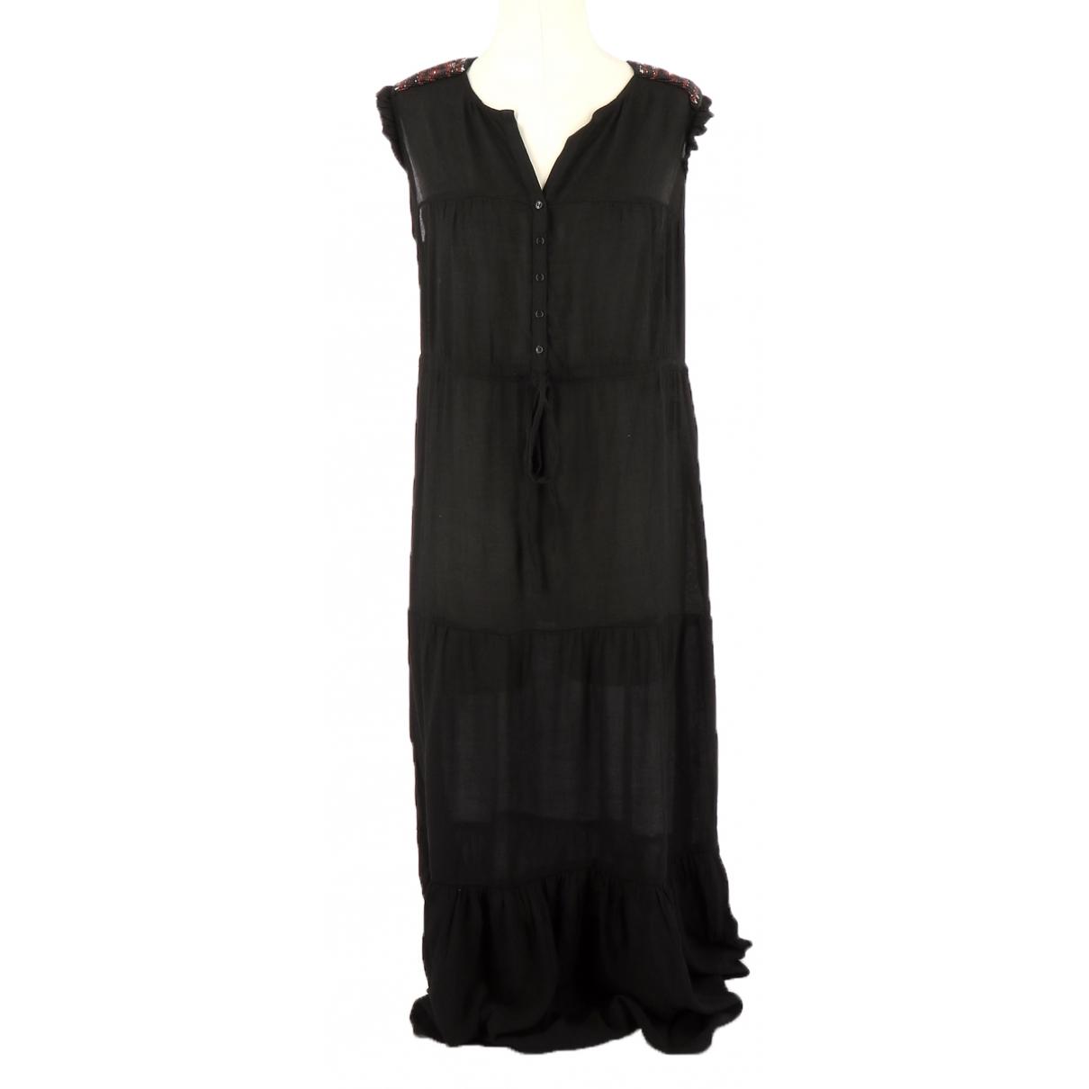 Sandro \N Black dress for Women 1