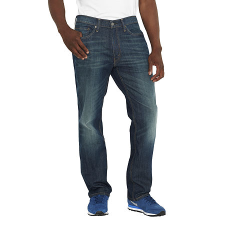 Levi's 541 Athletic Tapered Fit Jeans-Big & Tall, 32 38, Blue