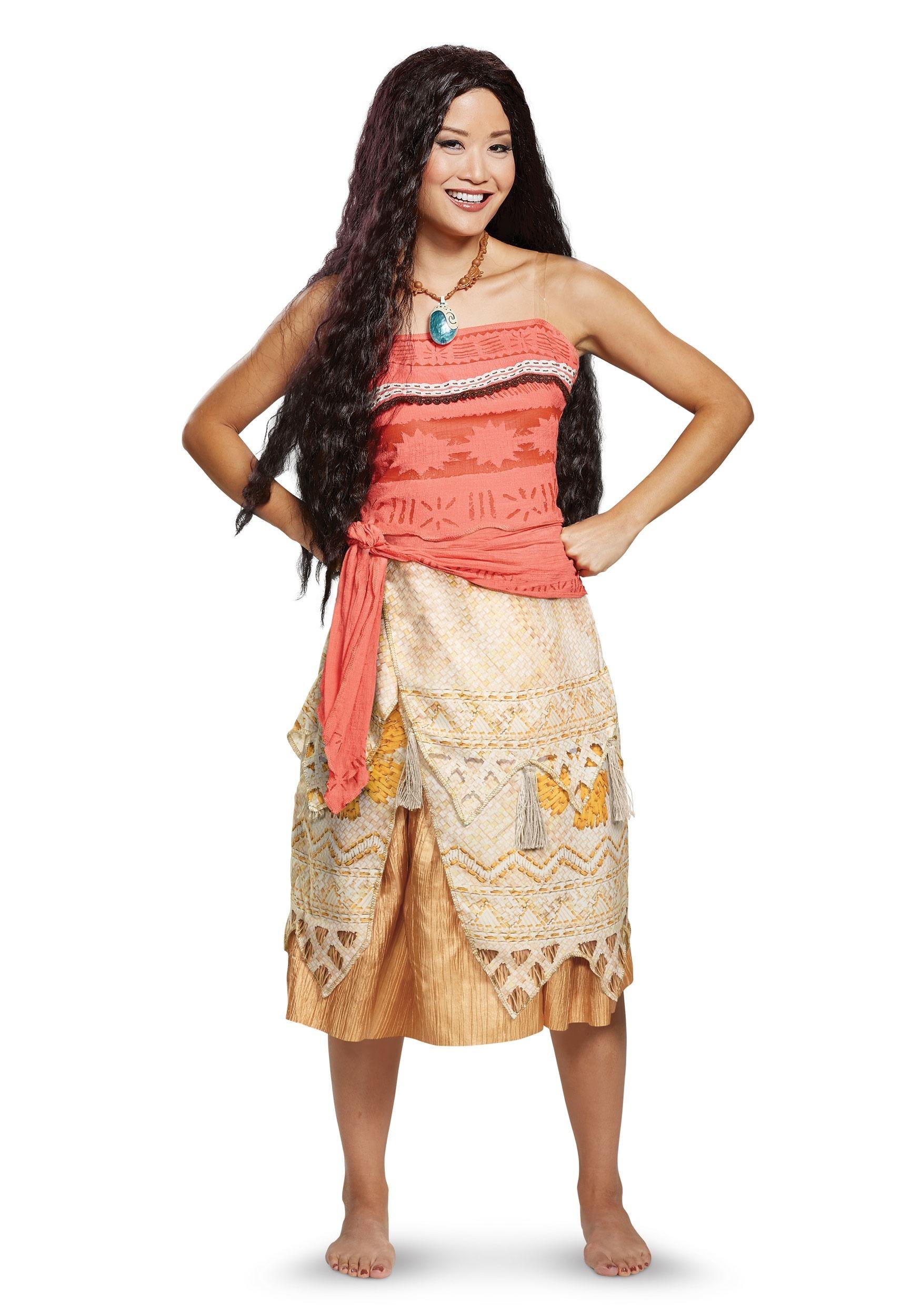 Disney Moana Costume for Women