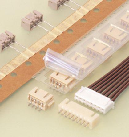JST , XH, S4B, 4 Way, 1 Row, Right Angle PCB Header (10)