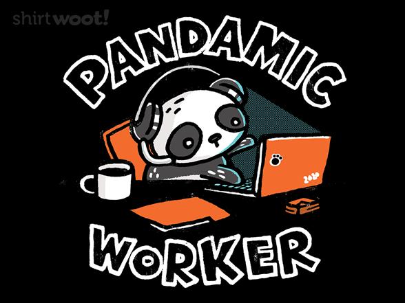 Cute Worker T Shirt