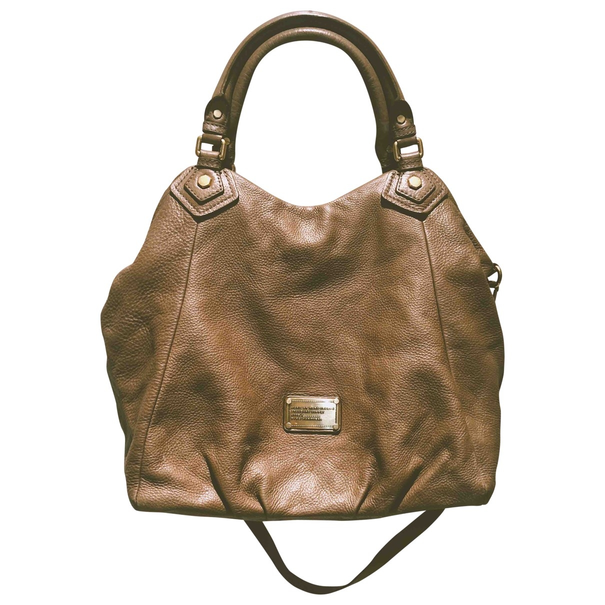 Marc By Marc Jacobs \N Metallic Leather handbag for Women \N