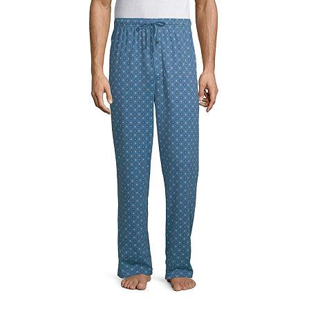 Stafford Mens Pajama Pants, X-large , Blue