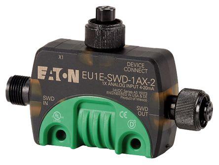 Eaton Analogue Module IP67 T connector,0-20mA