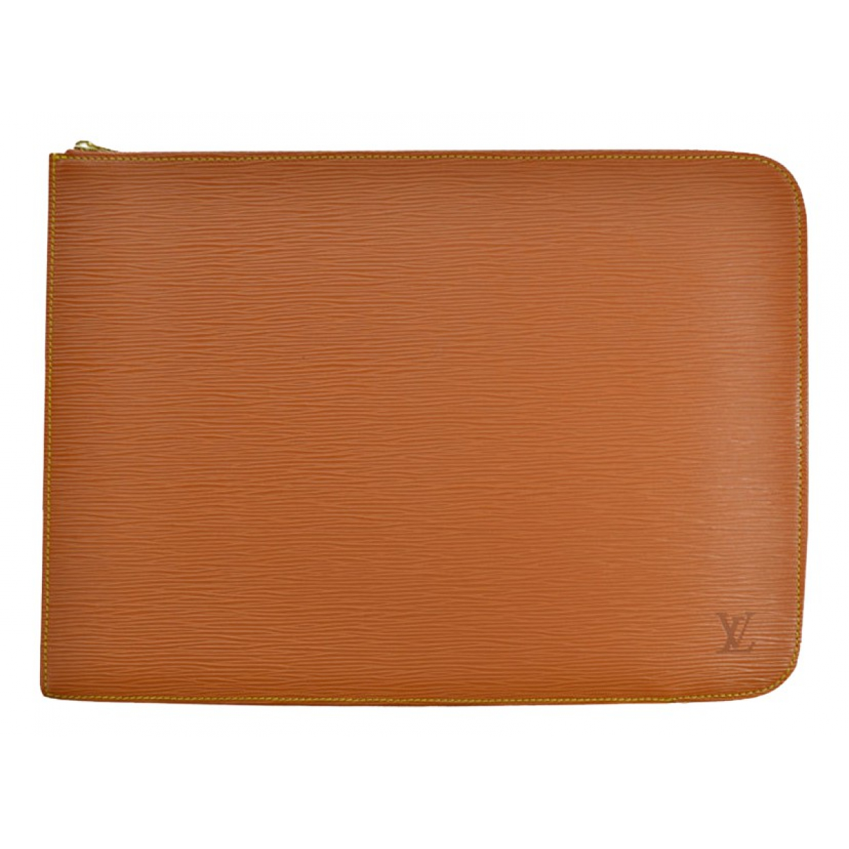Louis Vuitton \N Brown Leather Home decor for Life & Living \N
