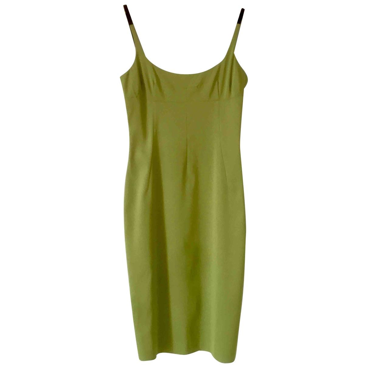 Dolce & Gabbana \N Green dress for Women 46 IT