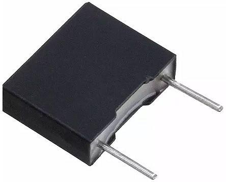 KEMET 100nF Polypropylene Capacitor PP 400V dc ±5% Tolerance R76 Series (700)