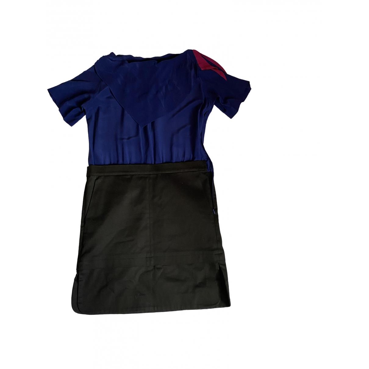 Sonia By Sonia Rykiel \N Multicolour Silk dress for Women 42 FR