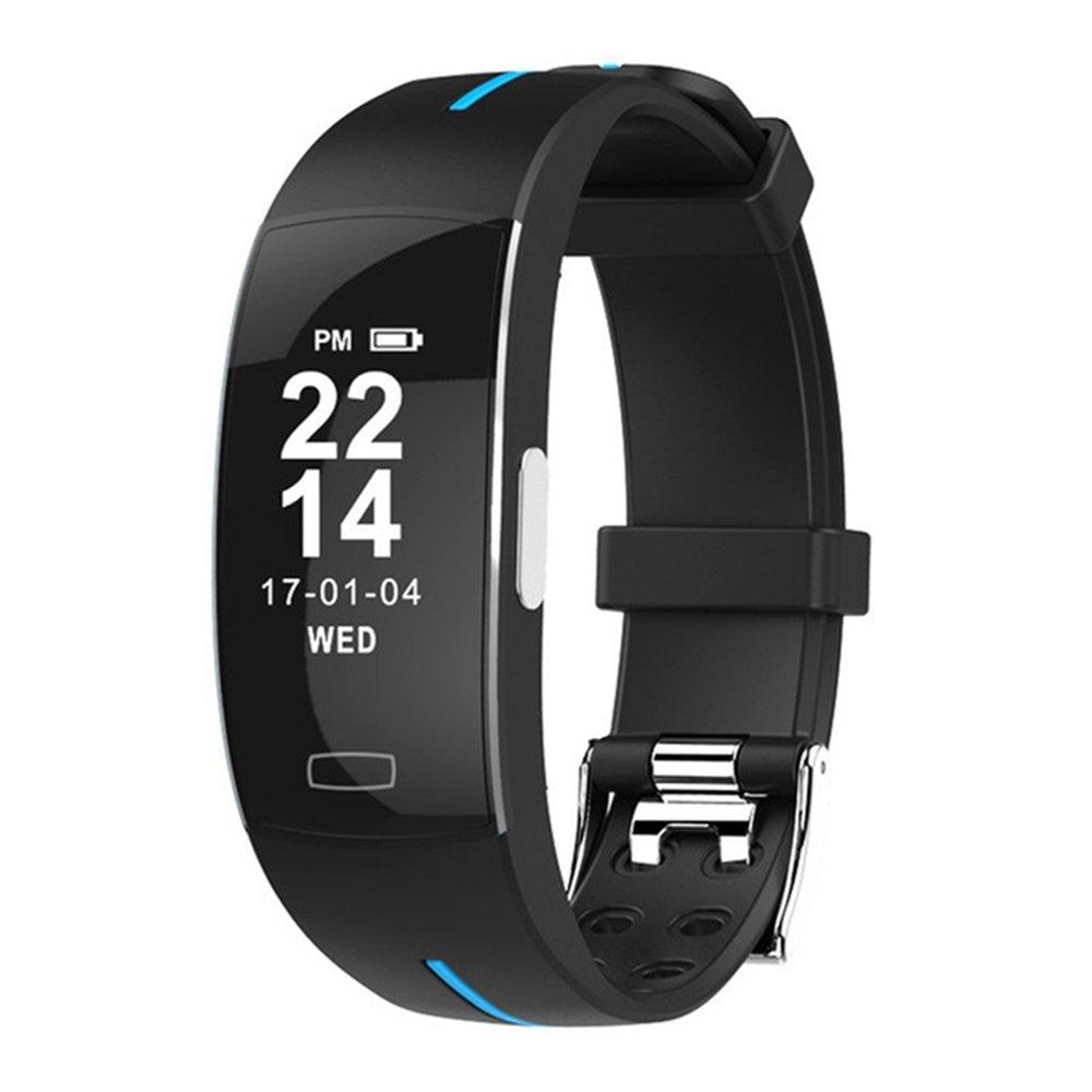 Fashion Simple Smart Watch Heart Rate Blood Pressure Monitor Smart Watch