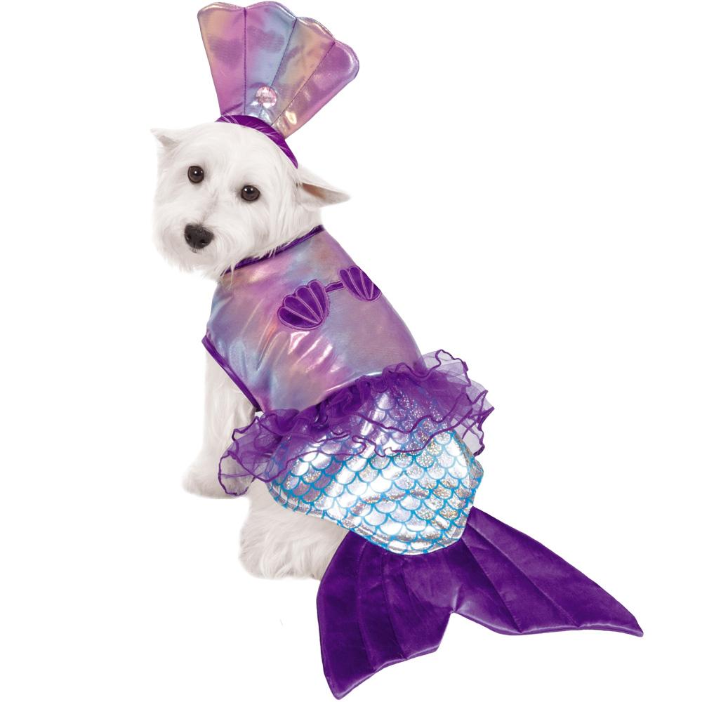 Zack & Zoey Iridescent Mermaid Costume - XSMALL