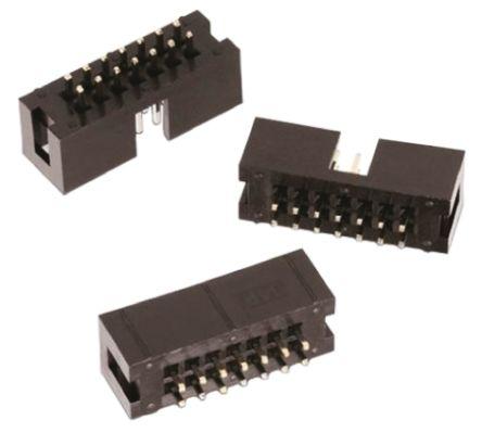 Wurth Elektronik , WR-BHD, 26 Way, 2 Row, Straight PCB Header (5)