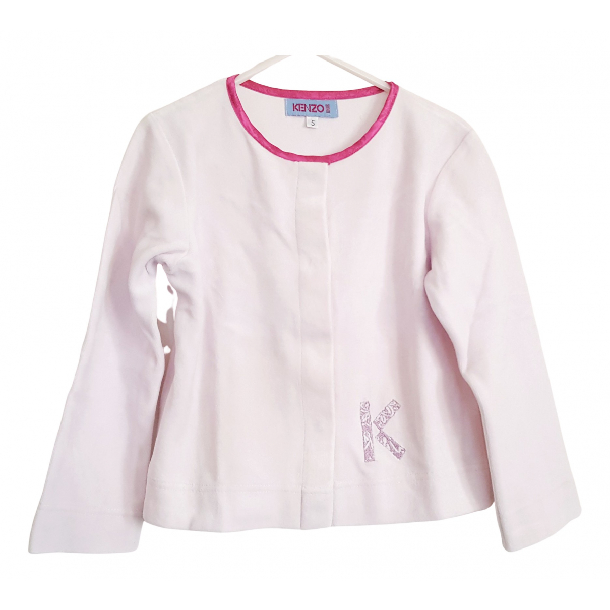 Kenzo \N Pink Cotton Knitwear for Kids 5 years - up to 108cm FR