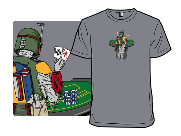 Boba Bet T Shirt