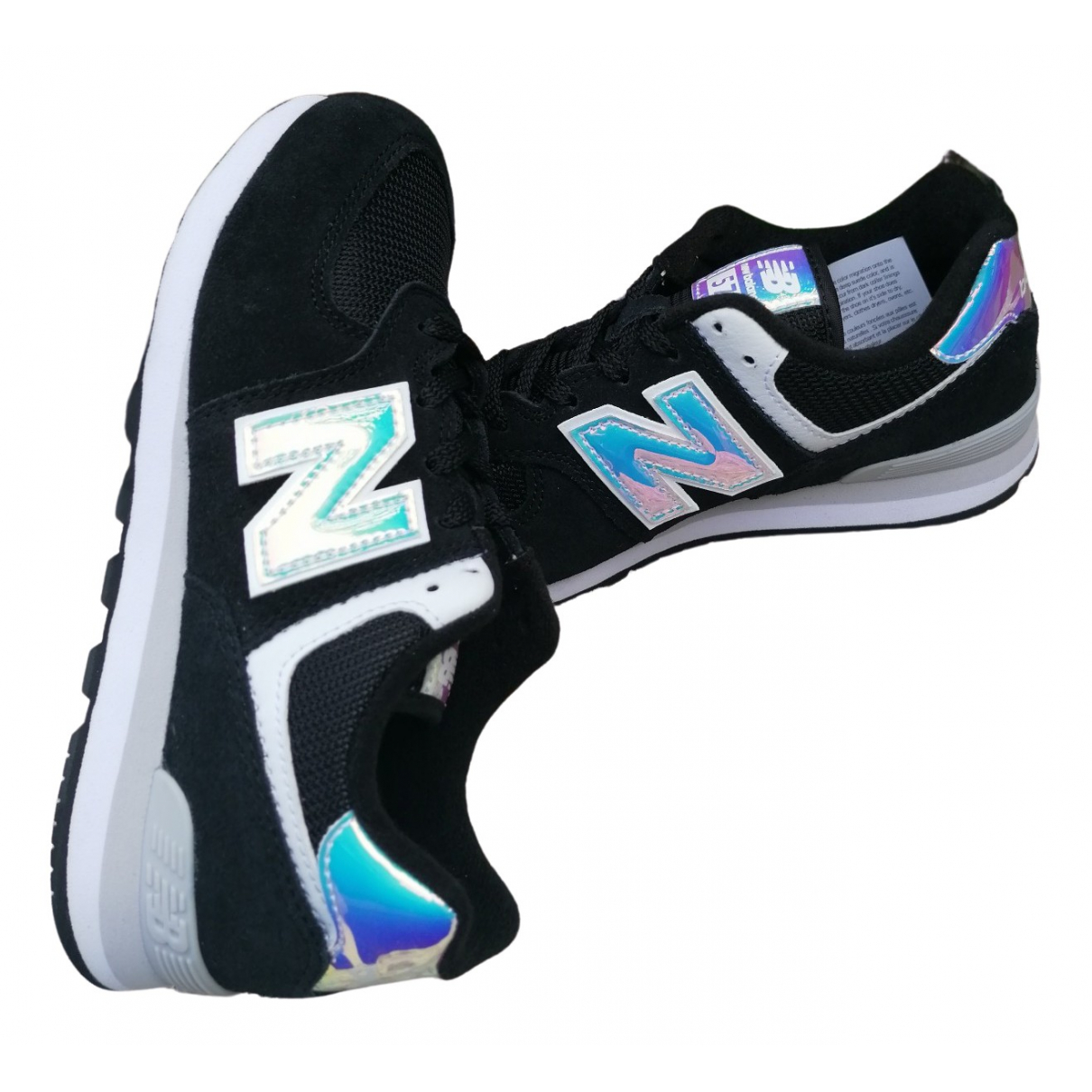 Nine West \N Black Suede Sandals for Women 37 EU