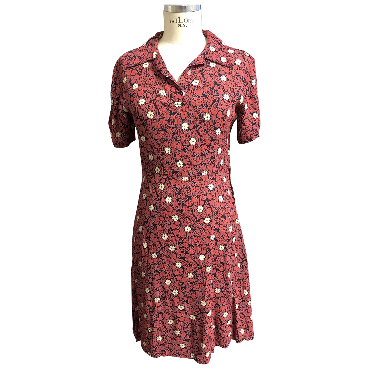 French Connection \N Red dress for Women 40 IT