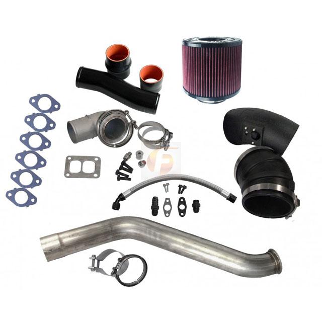 Fleece Performance FPE-674-2G-NT 2010-2012 2nd Gen Swap Kit No Turbo or Manifold
