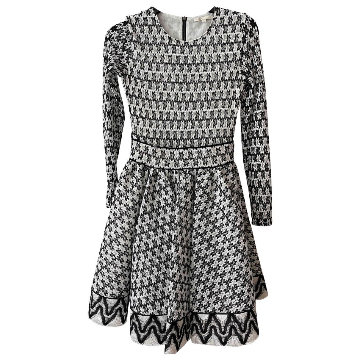Maje \N Grey dress for Women 1 0-5