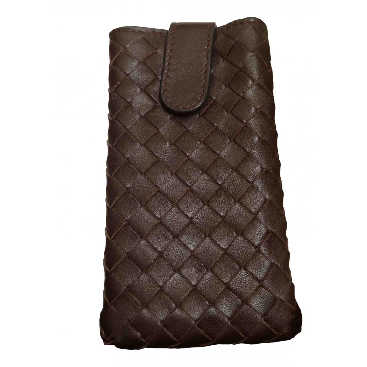 Bottega Veneta \N Brown Leather Accessories for Life & Living \N