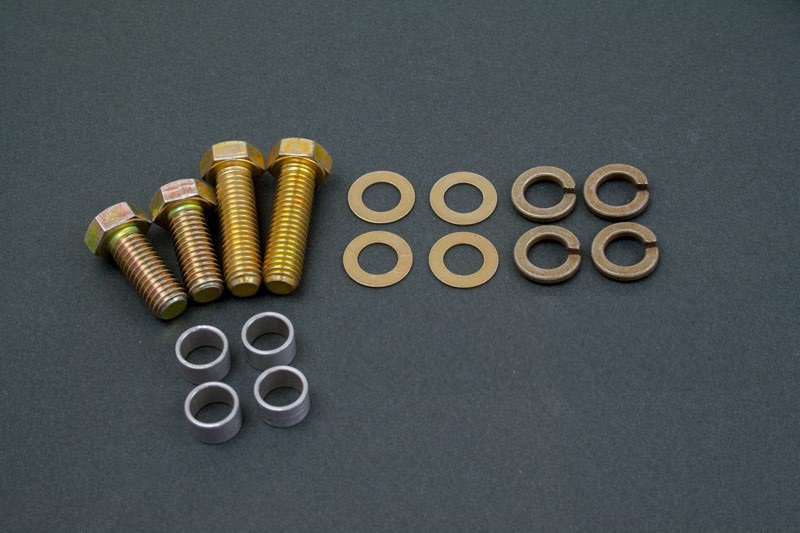 UMI Performance 2998 12-Bolt Rear Torque Arm Hardware Kit GM F-Body 82-02