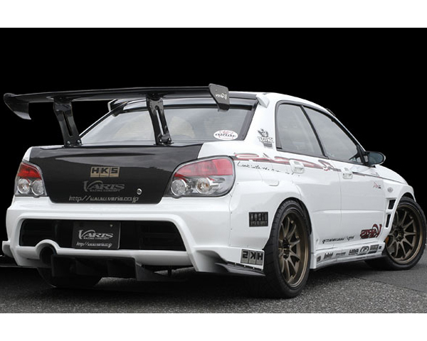 Varis VASU-038 3-Piece Rear Set Subaru WRX GDB C-D-E 02-15