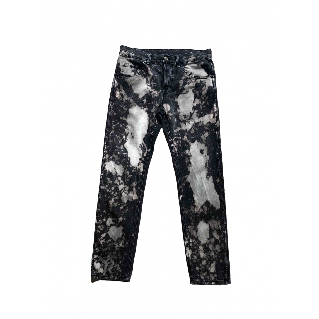 Gucci \N Multicolour Cotton Jeans for Men 30 US