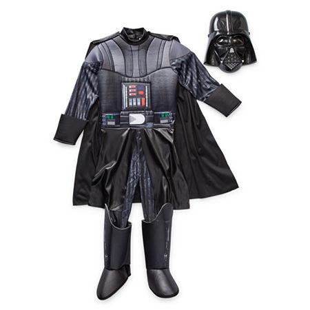 Star Wars Darth Vader Costume - Kids, X-small , Black