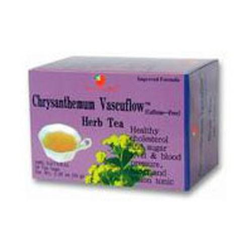Chrysanthemum Vascuflow Herb Tea 20bg by Health King