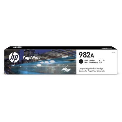 HP 982A T0B26A cartouche d'encre PageWide originale noire