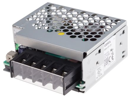Cosel , 12W Embedded Switch Mode Power Supply SMPS, 24V dc, Enclosed