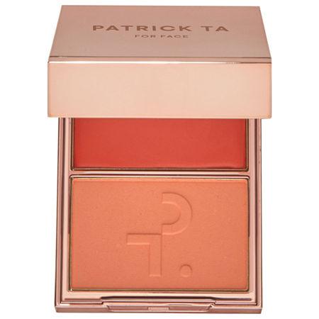 PATRICK TA Major Beauty Headlines - Double-Take Cr??me & Powder Blush, One Size , Multiple Colors