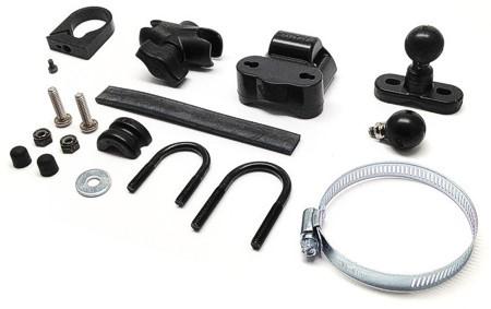 Aim Sports X90KSBLTP SmartyCam GP HD Bullet Cam U-Bolt Bracket Kit