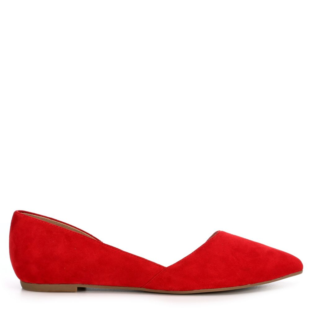 Michael By Shannon Womens Alyssa Flat Flats Shoes