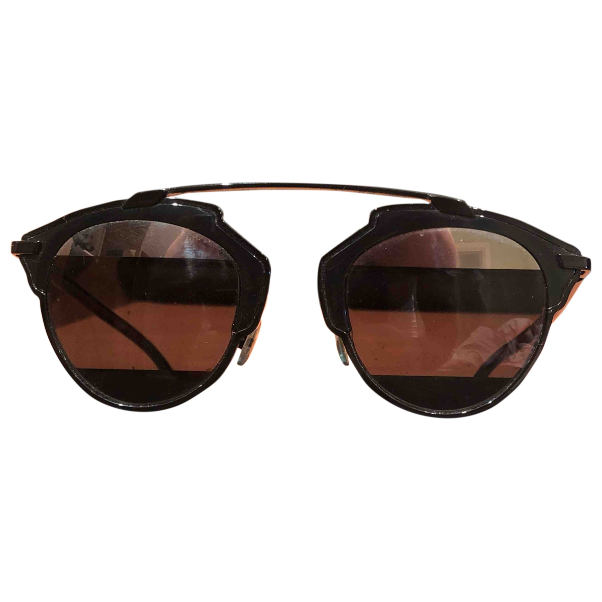 Dior Homme \N Black Sunglasses for Men \N
