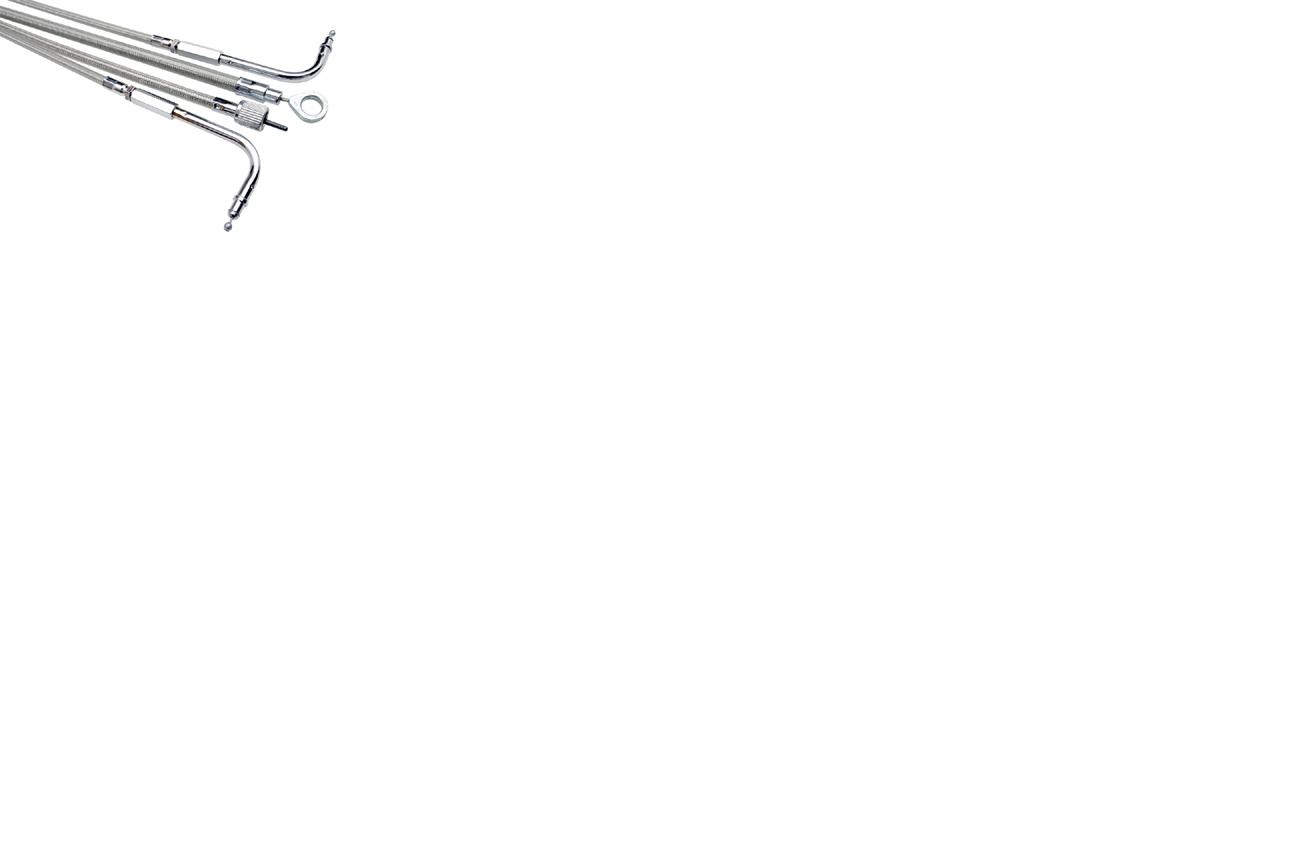 Motion Pro 64-0239 Armor Coat Throttle Push Cable 64-0239
